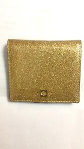 NEW Kate Spade Mavis Street Serenade Wallet Coin Purse Glitter Bug WLRU2373