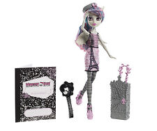 MONSTER High Rochelle assistere Scaris BAMBOLA DA COLLEZIONE RARO y7660