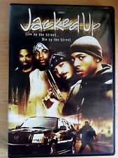 Jacked Up DVD movie artisan films 2002 run time 96 minutes rated R street gang
