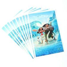 20 Pcs Set, Moana Candy/goody plastic bags Kids Birthday Party Supply
