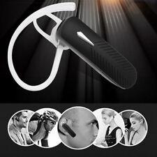 Drahtloser Bluetooth Stereokopf Freihändigen Kopfhörer für alles Telefon Schwarz