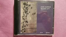 JOHN SURMAN - PRIVATE CITY. CD ECM