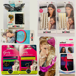 Scünci Colorful And Fun Hair Accesories Choose Your Item