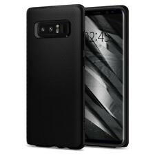 Spigen Galaxy Note 8 Case Liquid Air Matte Black