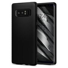 Spigen Galaxy Note 8 Case Liquid Air Matte Black