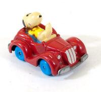 Vintage Peanuts Snoopy Syndicate Macau Diecast Toy Car F687
