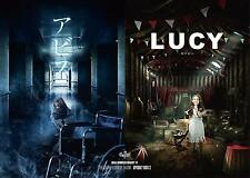 the GazettE HALLOWEEN NIGHT 17 -ABYSS- LUCY LIVE Blu-ray