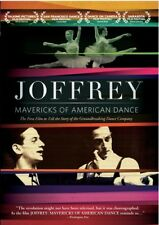 Joffrey: Mavericks Of Dance (2017, DVD NIEUW)