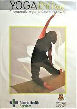 Yoga Thrive - Therapeutic and Healing Yoga for Cancer Survivors 4 Dvd Set *New*