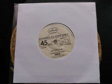 PROMO SINGLE SIDED INXS - SHINING STAR - MERCURY UK 1991 GENERIC SLEEVE VG+