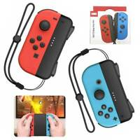 AU 1 Pair Joy-Con Game Controllers Gamepad for Switch Console ABS