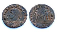 MAXENCE Follis ou nummus 306-312 Ap.J.C. AETERNITAS. BUSTE A GAUCHE. RARE