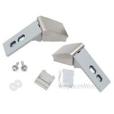 LIEBHERR Fridge Freezer Door Handle Hinge Bar Genuine Hinges Repair Kit