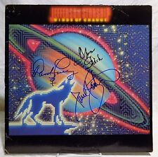Jefferson Starship Paul Kantner +2 group Signed Autographed Album B