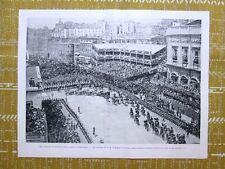 Giubileo di diamante della regina d'Inghilterra Vittoria nel 1897:La Carrozza