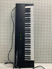 Roland U-20 Synthesizer w/ 2 Cards and Box - Used Good condition NICE KEYBOARD