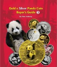 Gold and Silver Panda Coin Buyer's Guide 3rd Edition Hardcover Free US Shipping