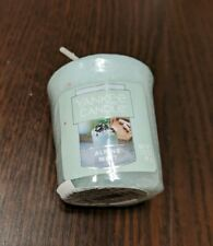 YANKEE CANDLE VOTIVE CANDLES: ALPINE MINT