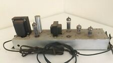 Vintage Silvertone Organ Tube Amp.- project Model 4733 - 6Gk6 power tubes