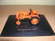 Atlas tractor Vendeuvre Bob 500 año de construcción 1958 naranja tractor trekker, 1:43