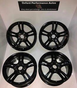 Genuine BMW 400M 18' 3 series alloy wheels - professionally refurbished