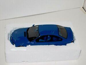 BMW 3 SERIES M3 (E46) COUPE 2000 OTTO MOBILE OT790 1:18