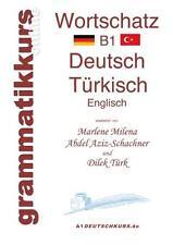 Türkische Deutsche Bücher für Ausbildung & Erwachsenbildung