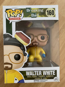 Breaking Bad Walter White Funko Pop! Vinyl Figure #160