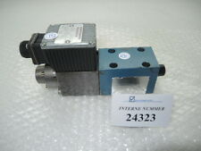 Proportional valve Ident-No. 10213666, Rexroth No. 00969499, Demag used spares