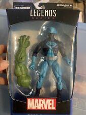 "BAF NIB Avengers Hulk Series Marvel Legends Rock Python 6"" Action Figure"
