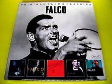FALCO - ORIGINAL ALBUM CLASSICS | 5CD EINZELHAFT | JUNGE ROEMER | 3 | SYMPHONIC
