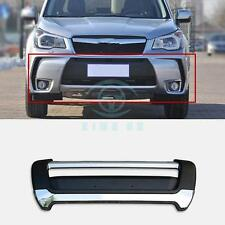 1PC Car Front Bumper Protector Body Kit Refit For Subaru Forester