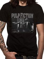 Pulp Fiction Vengeance t shirt Official Unisex Black Tee