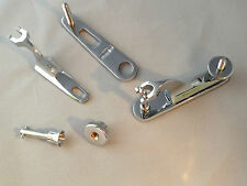 """Circumcision Clamp Set,""""Gomco style"""", 1.1- 1.3-,1.5cm s/s, w/ double ended probe"""