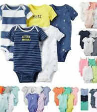 66001B-Baby boy romper short sleeve carter 5 pcs