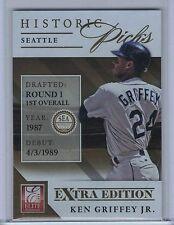 2013 Elite Extra Edition Historic Picks KEN GRIFFEY Jr. #3   (B4128)