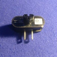 GENUINE DELL 2PRONG POWER PLUG FOR AC ADAPTER 8DHY9