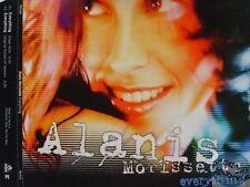 ALANIS MORISSETTE EVERYTHING CD PROMO