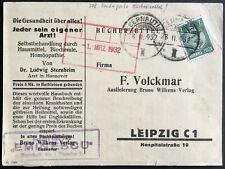 ROMANIA Storia postale cartolina libri 1932 come da foto