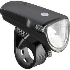 AXA GreenLine 35 LED Akku Fahrrad-Frontlampe 35 Lux USB mit StVZO-Zulassung
