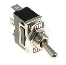 ON-ON standard Toggle switch SPDT 15A 250Vac
