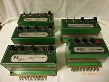 Pepco Controls FM Modular Control x 3, FM Double Sheet Protector, HM Mod Cont
