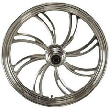 VORTEX FRONT BILLET WHEEL 21 X 3.5 HARLEY ELECTRA GLIDE ROAD KING STREET 00-07