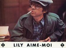 JEAN-MICHEL FOLON LILY AIME-MOI 1975 PHOTO D'EXPLOITATION #1