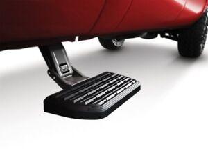 AMP BedStep2 Retractable Step for 99-14 Chevy Silverado 1500 2500HD 3500 Sierra