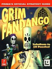 USED (GD) Grim Fandango: Prima's Official Strategy Guide by Jo Ashburn