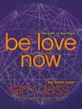 Ram Dass~BE LOVE NOW~SIGNED 1ST(4)/DJ~NICE COPY