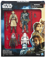 Star Wars Rogue One Jedha Revolt Action Figure 4-pack