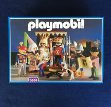 Playmobil 3659 Medieval Royal Pavilion NEW MISB (Factory Sealed) 1990s