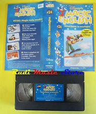 film VHS MAGIC ENGLISH 24 Mountains In montagna 1996 DISNEY (F66) no dvd